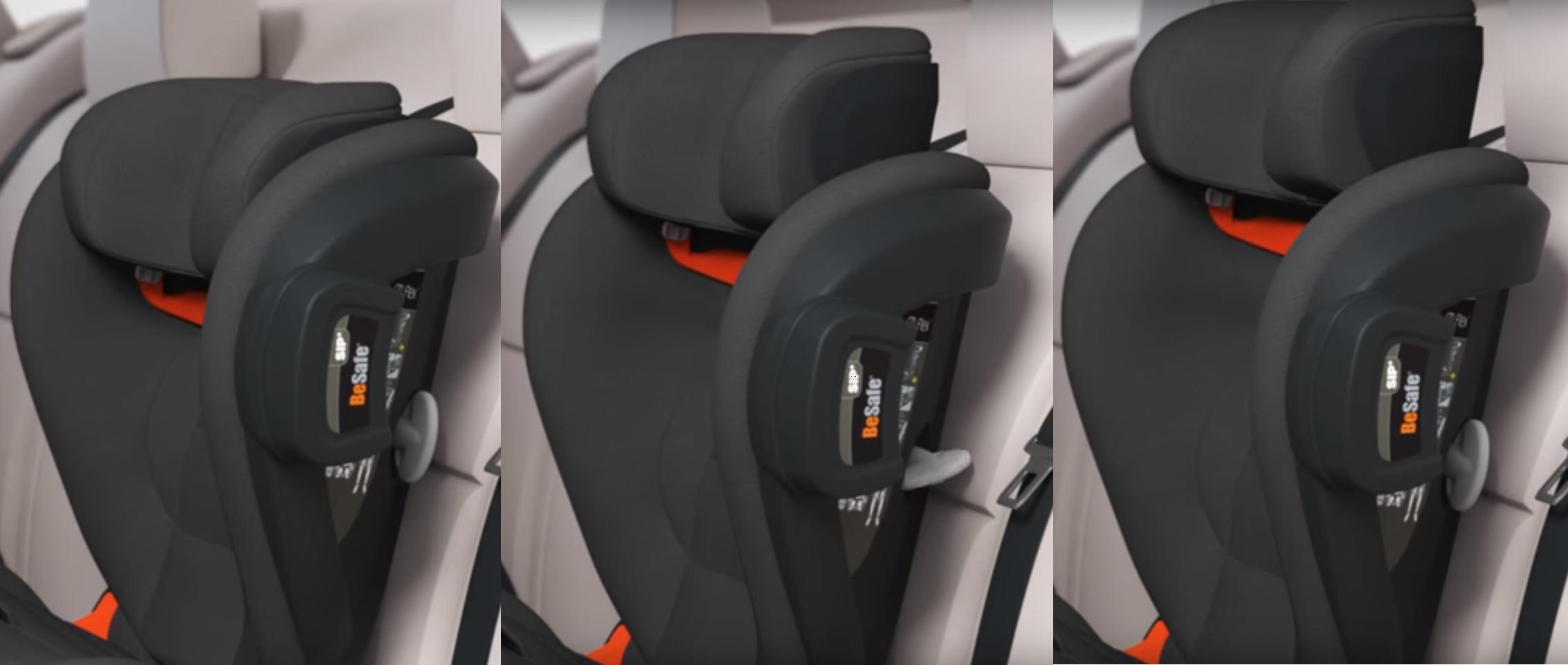 7325af2a33028c67f3324620e37007f3 - BeSafe iZi Flex FIX i-Size fotelik samochodowy 15-36 kolor Fresh Cloud Melange